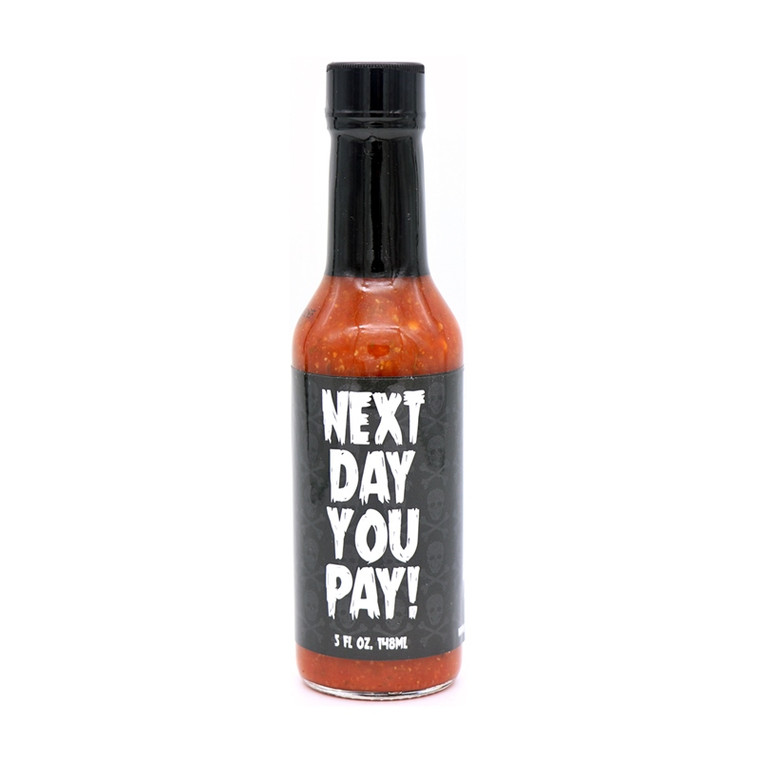 Hellfire Hot Sauce Next Day You Pay!