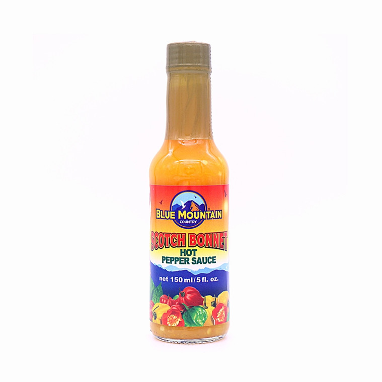 Blue Mountain Scotch Bonnet Hot Pepper Sauce