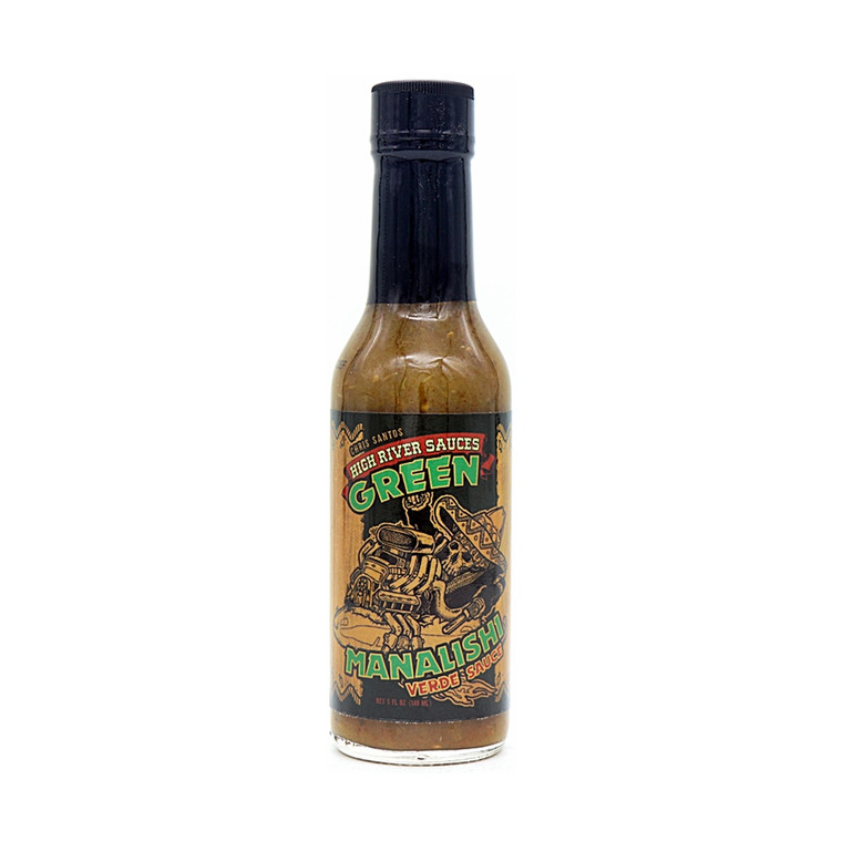 High River Sauces Green Manalishi