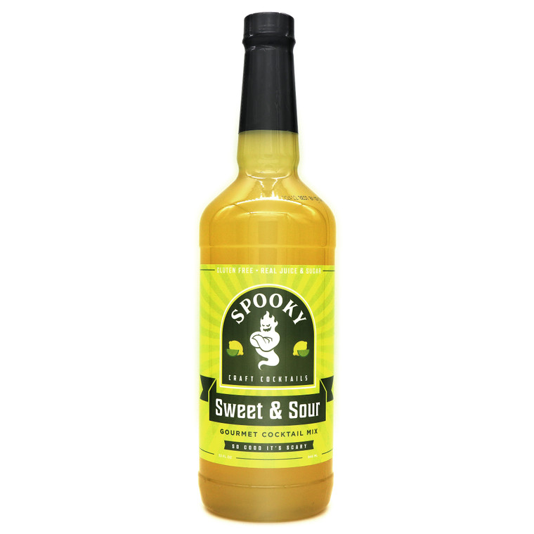 Spooky Sweet & Sour Cocktail Mix