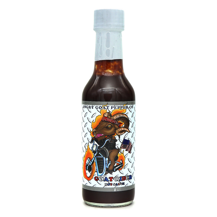Angry Goat Goat Rider Hot Sauce
