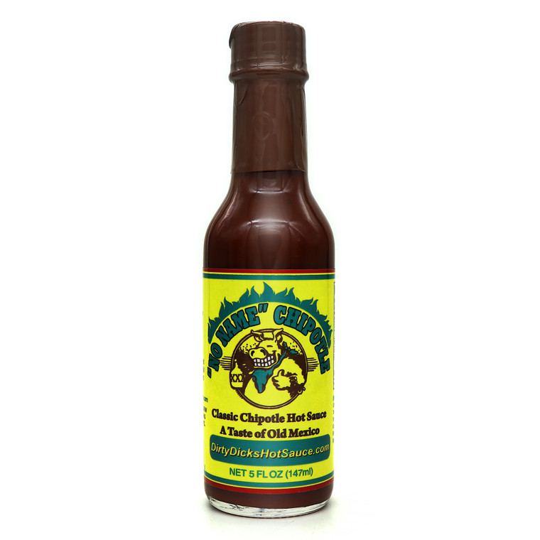 """Dirty Dick's """"No Name"""" Chipotle Hot Sauce"""