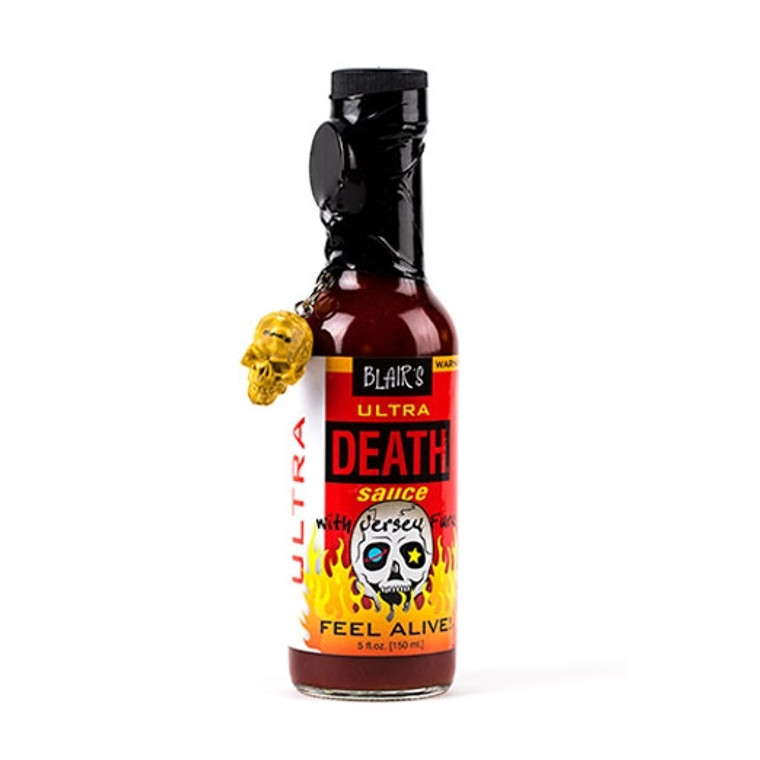 Blair's Ultra Death Hot Sauce available at Pepper Explosion Hot Sauce Store