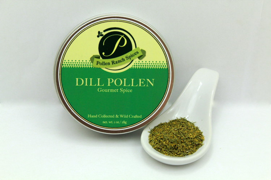 Dill Pollin in a 1oz Tin by Pollen Ranch and available at PepperExplosion.com