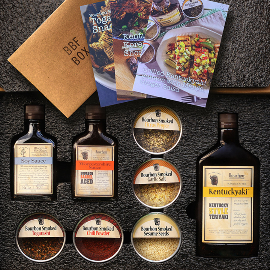 Eat Your Bourbon Gift Box - Original (Shipping Included)