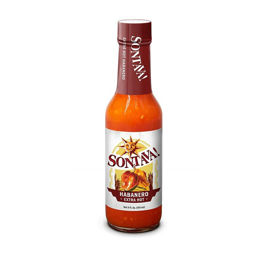 Sontava Habanero Extra Hot is available online from Pepper Explosion Hot Sauce Store