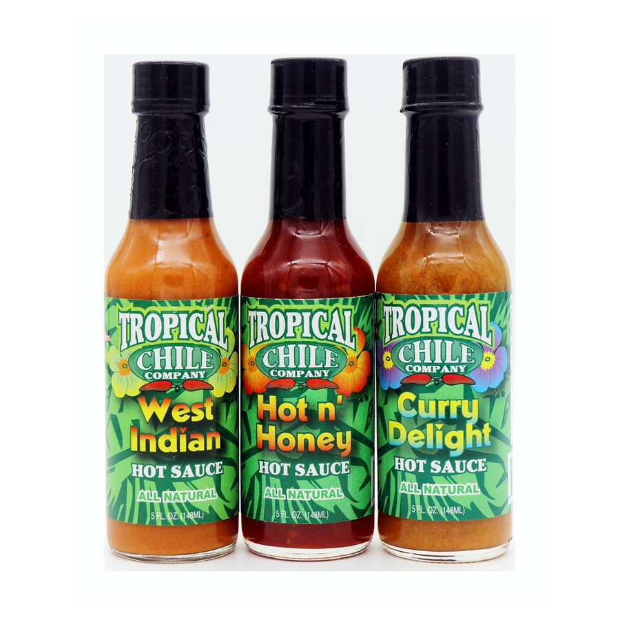 Tropical Chile | 3-Pack Combo Set