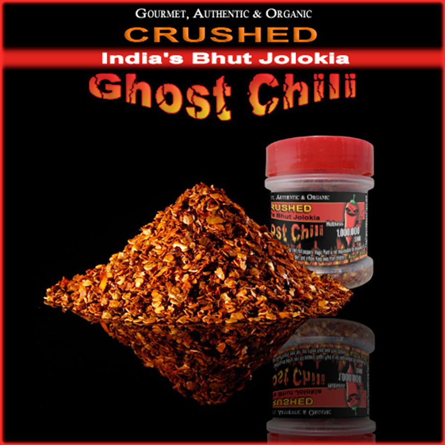 Crushed Ghost Pepper