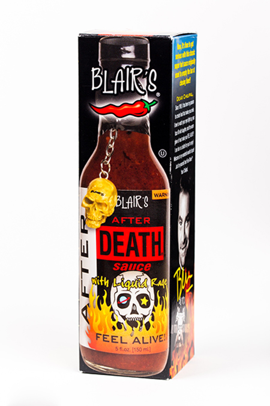 Feel Alive with Blair's After Death Sauce