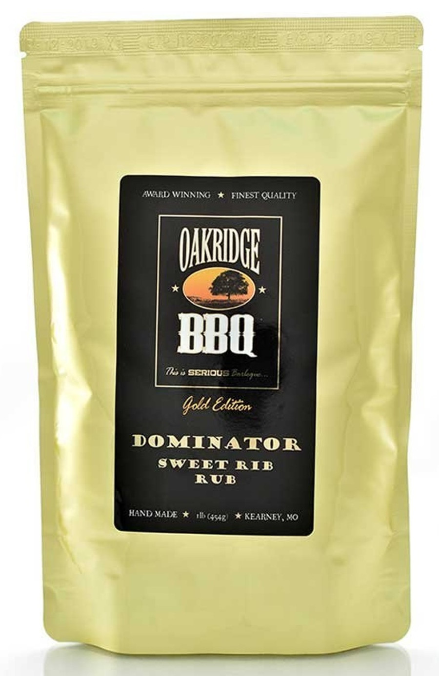 Dominator Sweet Rib Rub 1lb