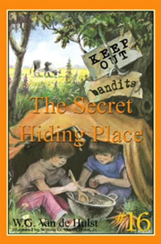 The Secret Hiding Place - Stories Children Love #16