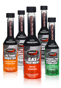 Johnsen's and Turbo108 Automotive Oil & Fuel Additives