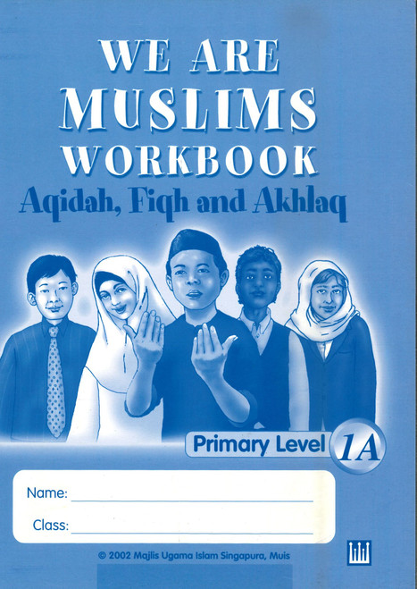 We Are Muslim Workbook 1A
