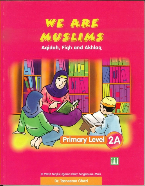 We Are Muslim Textbook 2A
