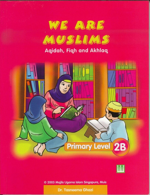 We Are Muslim Textbook 2B