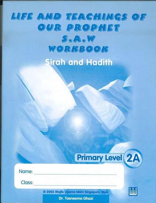 Life & Teaching of our Prophet Workbook 2A