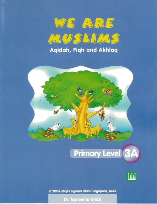 We Are Muslim Textbook 3A