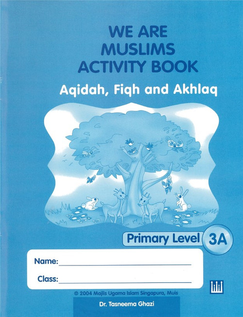 We Are Muslim Workbook  3A
