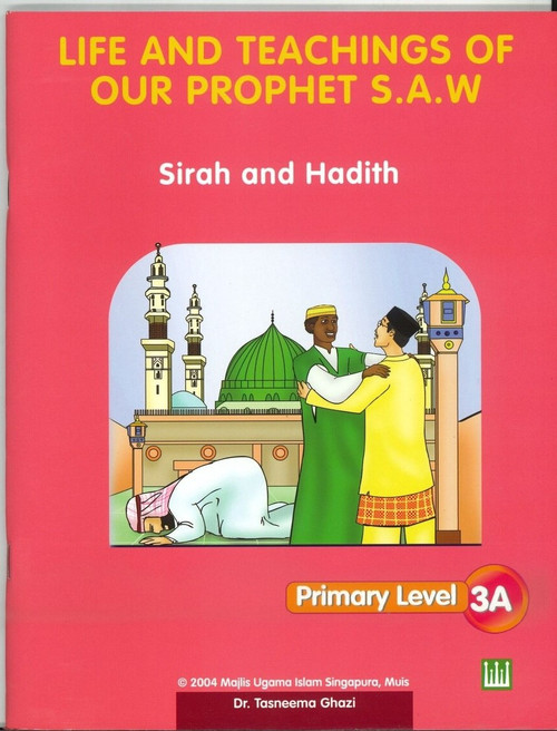 Life & Teaching of our Prophet Textbook  3A