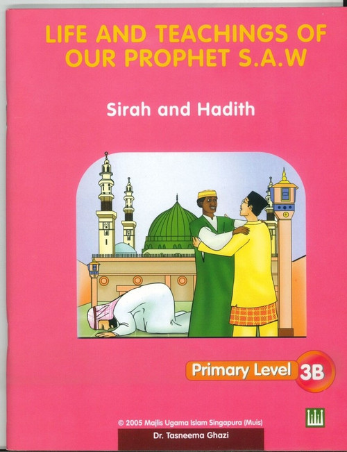 Life & Teaching of our Prophet Textbook  3B