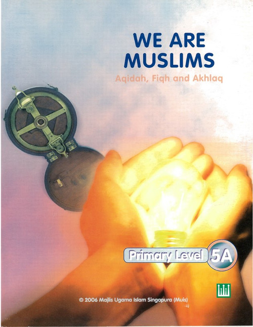 We Are Muslim Textbook 5A