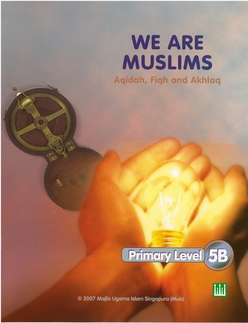 We Are Muslim Textbook 5B