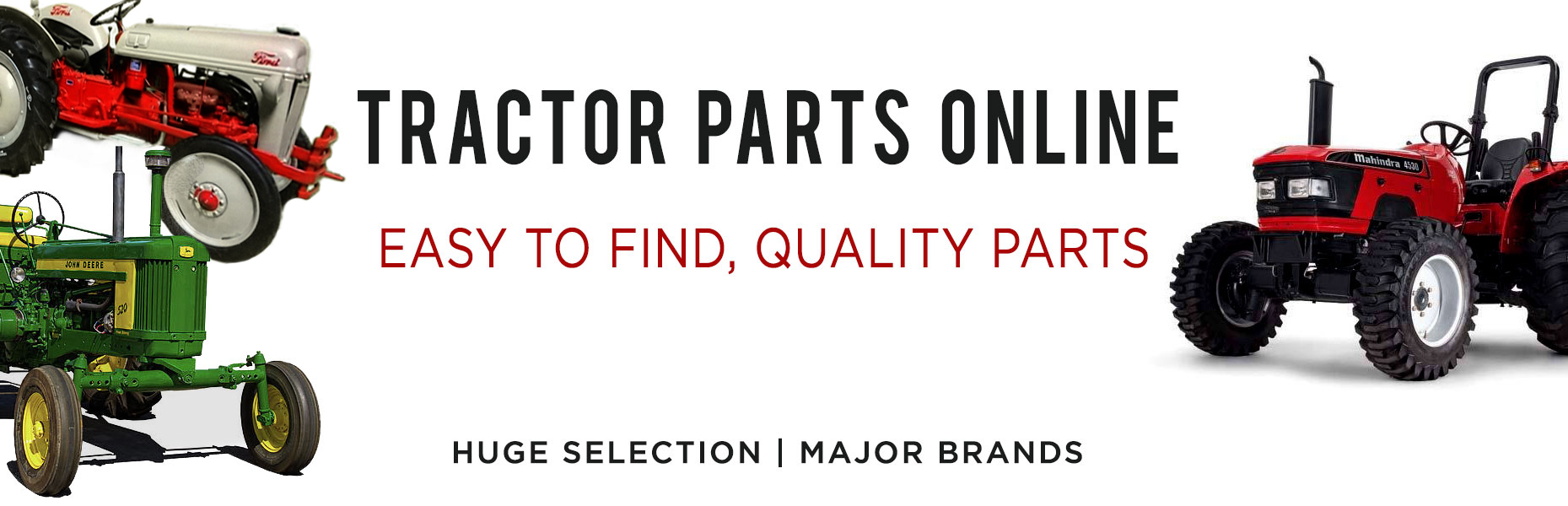 Huge Inventory of Tractor Parts | Lawn Mower Parts Online