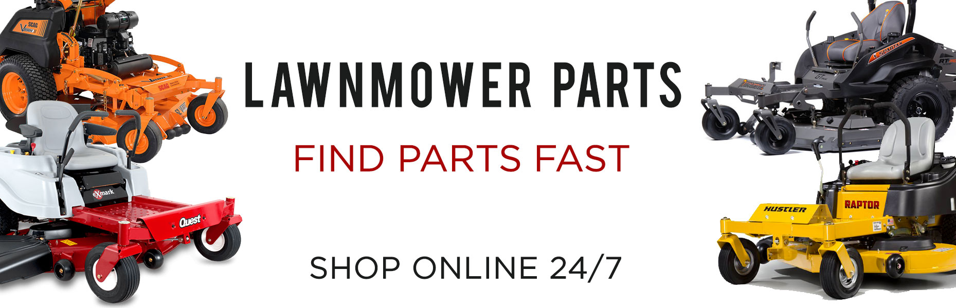 Huge Inventory of Tractor Parts | Lawn Mower Parts Online | Mike's
