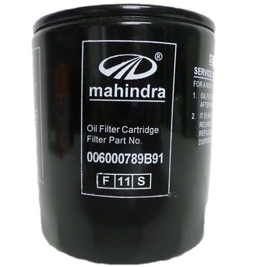 006000789F1 Expedite Shipping Air Filter Outer For Mahndra Tractor Part No
