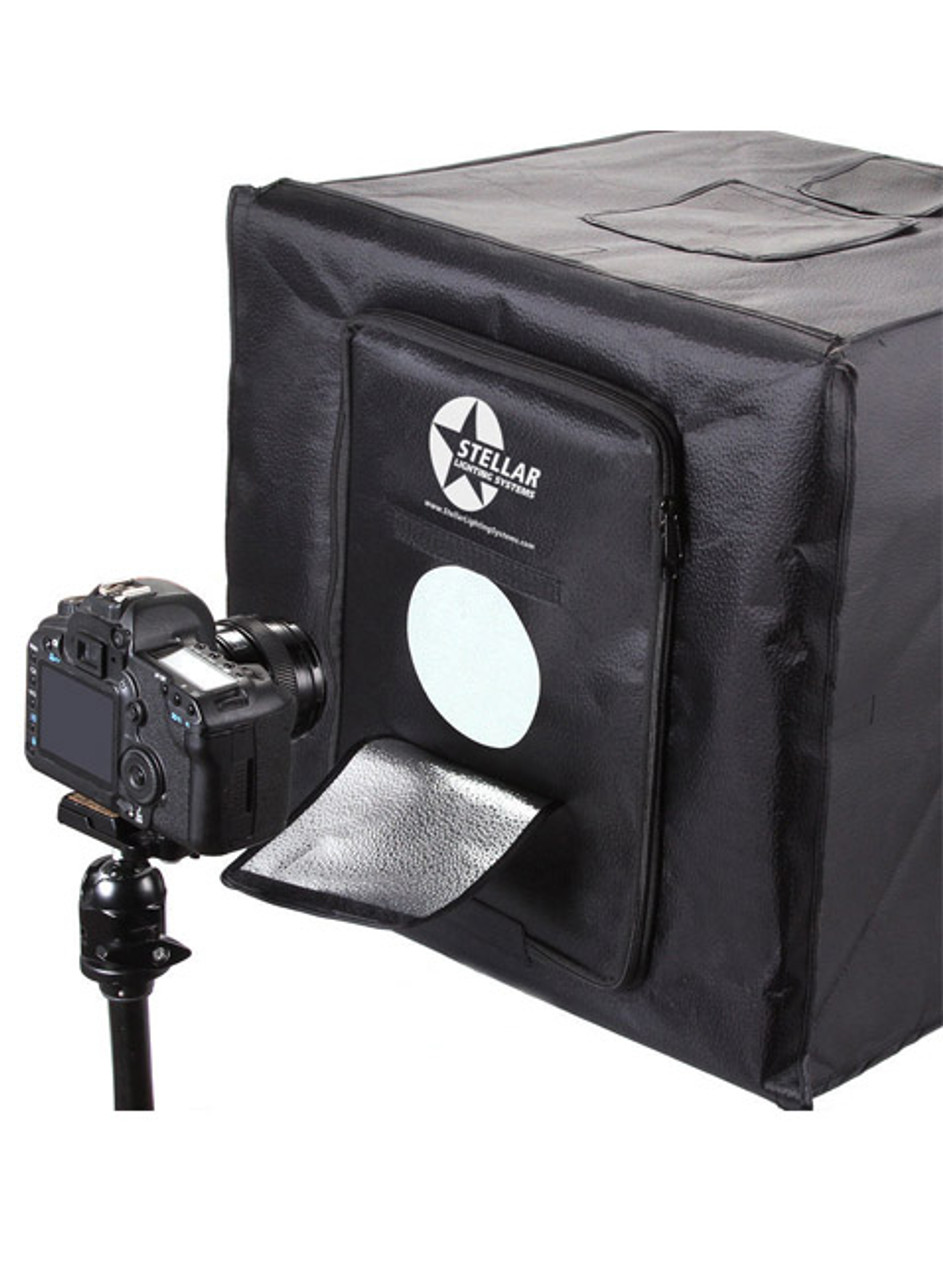 Stellar Photo Cube/Photo Tent  For Table Top Photography