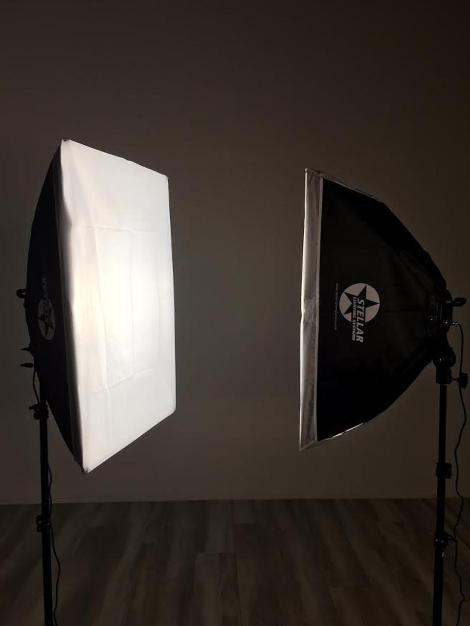 Stellar Diva II  Ring Light 18 Inch+Stellar Gemini Photo/Video Kit