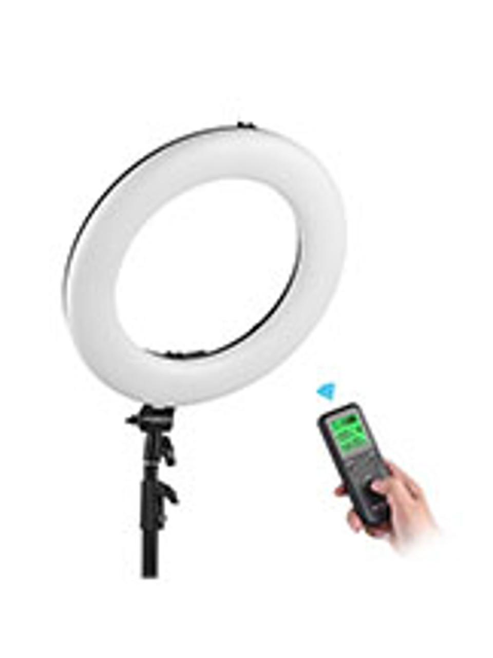 Stellar RGB LED Chroma Star Diva Ring Light  18""