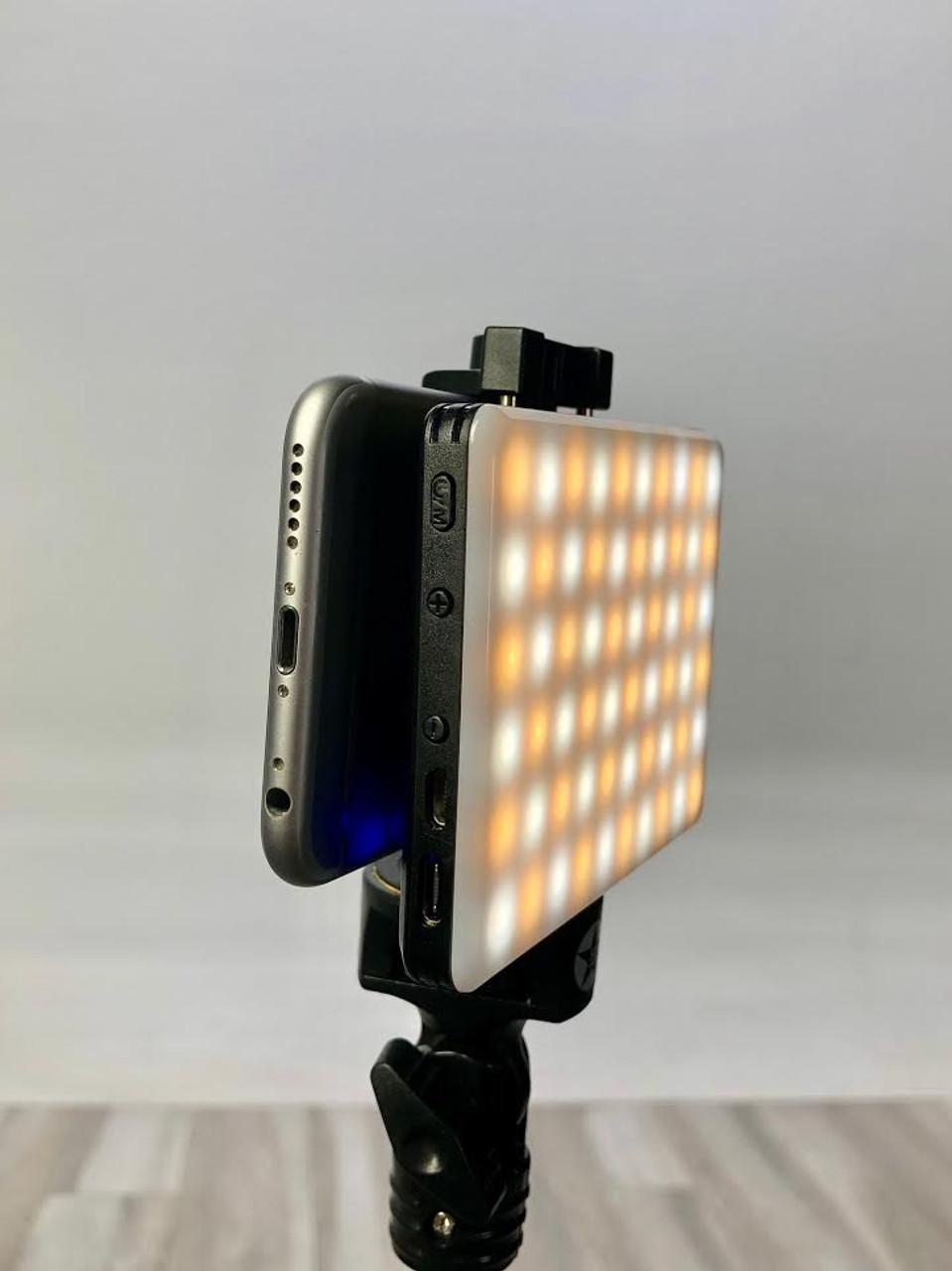 Stellar Bicolor  LED  Panel Selfie Light Block