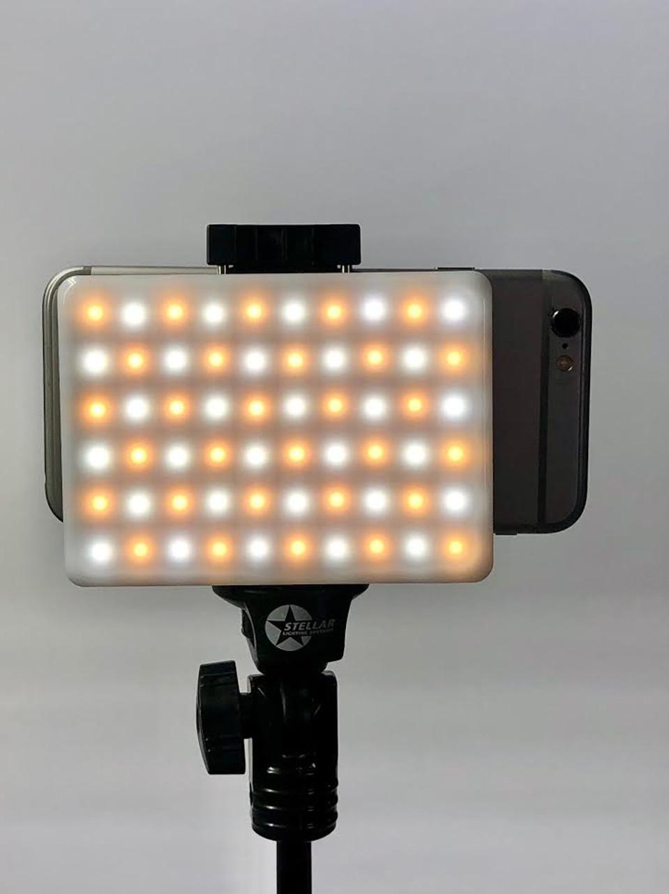 Stellar LED Selfie Block