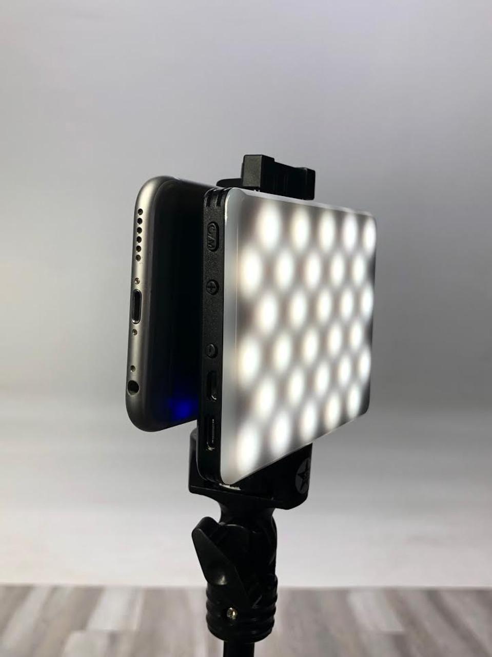 Stellar Professional LED Selfie Block