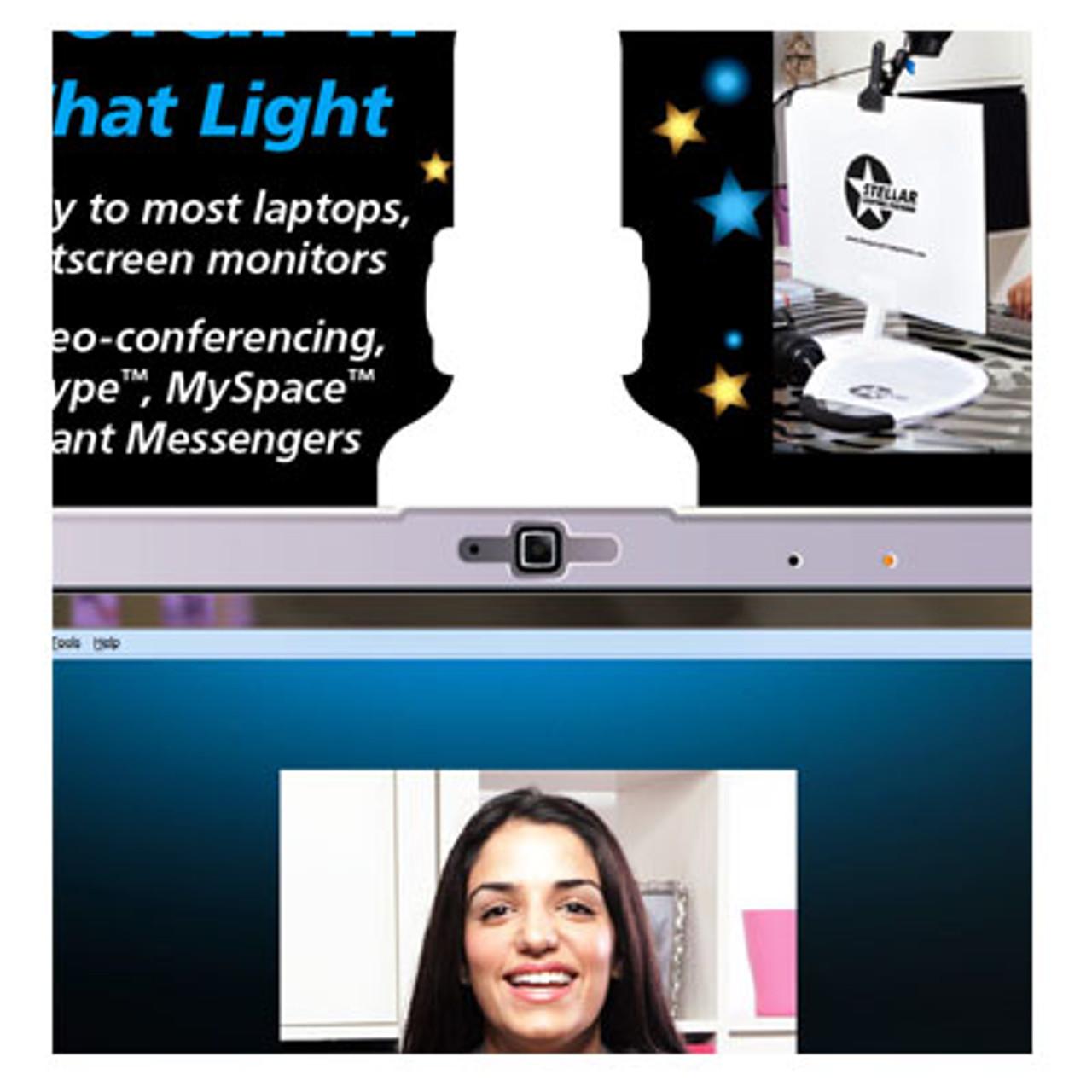 Webstar II Ring Light