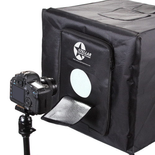 Photo Tent / Light Box for Tabletop Photography by Stellar Lighting Systems