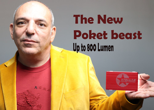 Stellar Pocket Beast  LED Light Block Kit