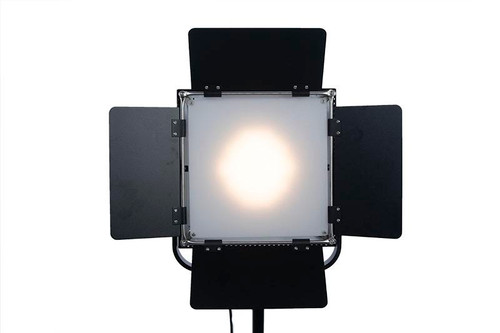 Stellar Sun Panel  Duo LED Light Kit + 2 Metal Stands