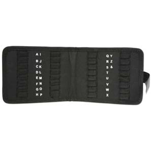 Case for Letter Punches 32 Slots Per Case