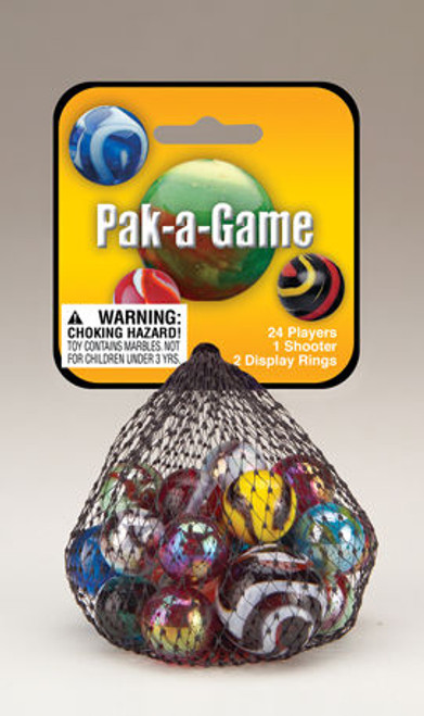 PAK-A-GAME ASSORTED GAME NET