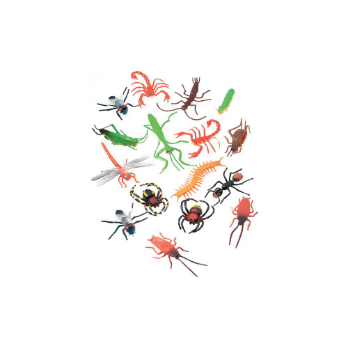 Insects 16/Pkg