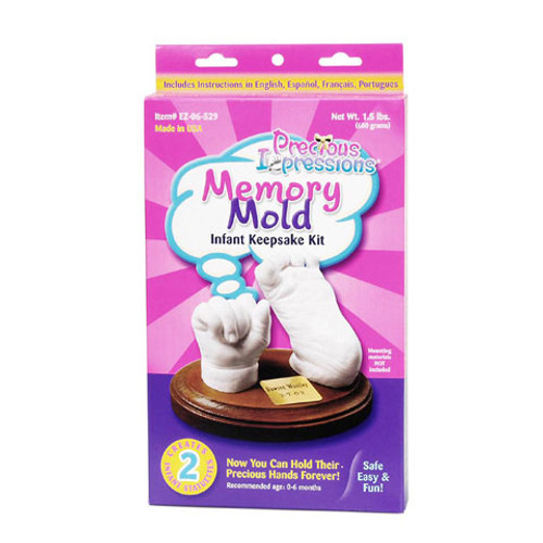 Memory Mold Infant Kit