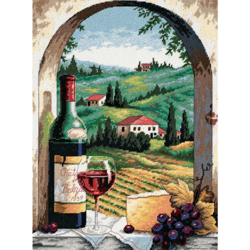 Dimensions – Tuscan View