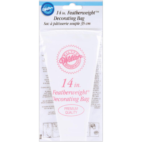 """Featherweight Decorating Bag – 14"""""""