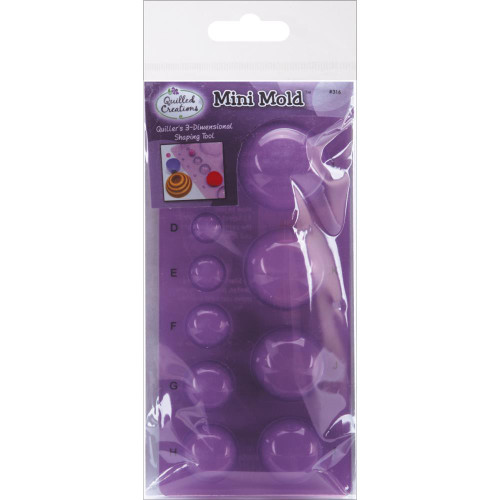 Quilling Mini Mold – 3D Domes