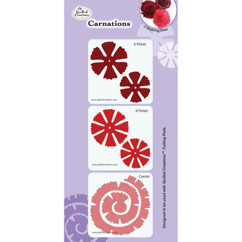 Quilling Dies – Carnations