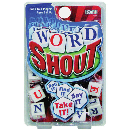 Word Shout Game