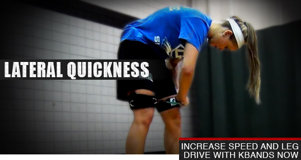 Lateral Quickness With The Three Cone Breakaway