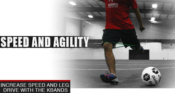 Soccer 4 Cone Drill For Agility
